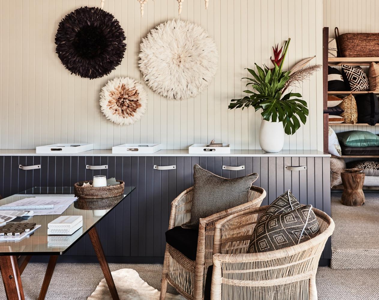 Oliver Myles Interiors, interior design studio, Sylvania