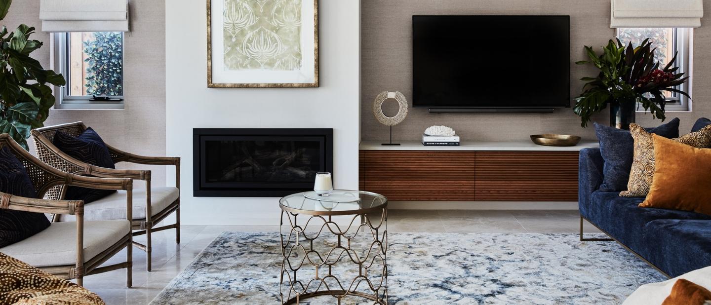 Oliver Myles Interiors lounge